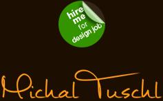 Graphic designer & Photographer Michal Tuschl