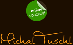 SEO Specialist & Web Designer Michal Tuschl